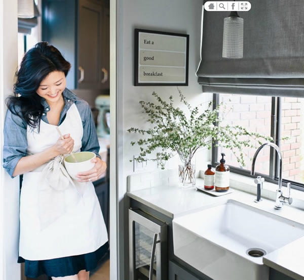 Catherine Kwong's kitchen | Casa Haus