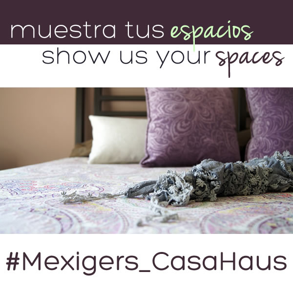 show us your spaces challenge | Casa Haus