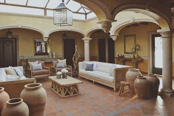 Estilo mexicano archives casa haus decoraci n Casas estilo mexicano contemporaneo fotos