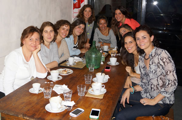 Blogger friends at Buenos Aires | Casa Haus