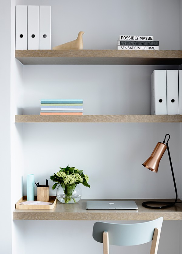 office shelves home office organization ideas industrial office