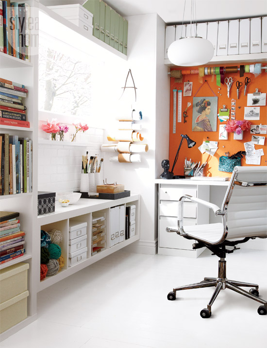 Excelentes ideas archives casa haus decoraci n - Small home office space gallery ...