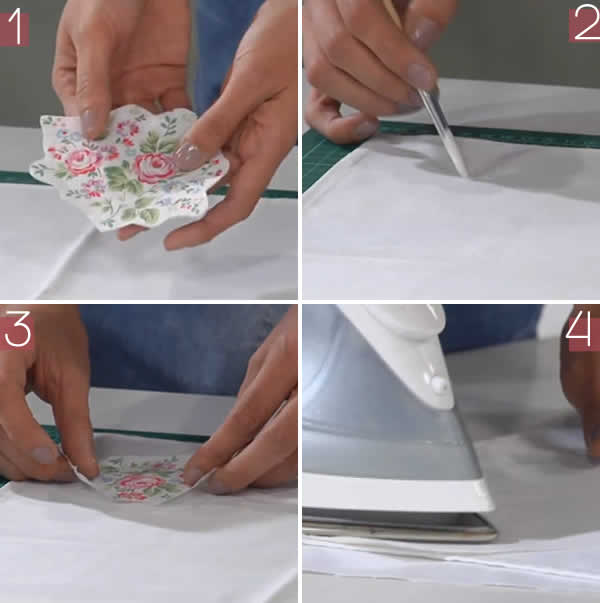 DIY Embelished decoupage napkins / Servilletas decoupage // Casa Haus